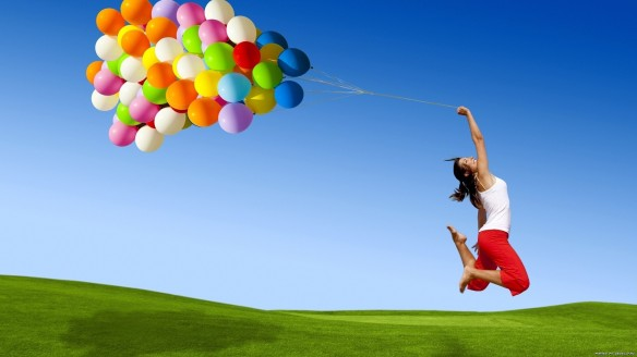 women-jumping-balloons-arms-raised-hd-wallpapers