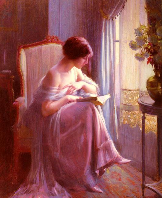 delfin-enjolras-mujer-leyendo-junto-a-una-ventana