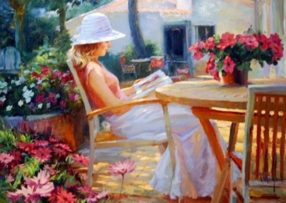 pinturas-impresionismo-mujeres